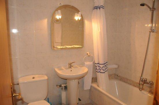 Obradoiro: Bathroom