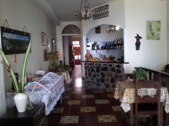 Pousada Casa Vila Bela: cozinha