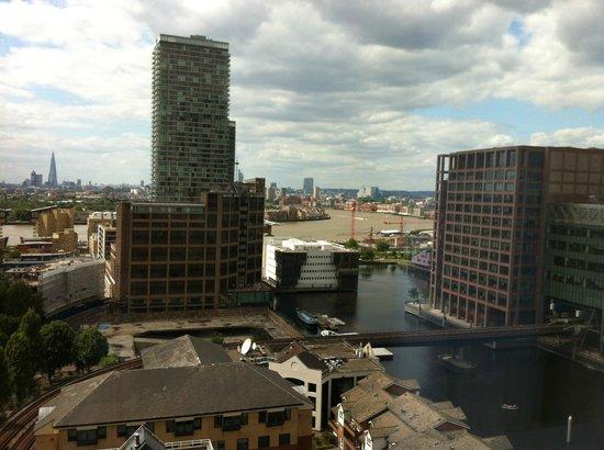 Hilton London Canary Wharf: Our View