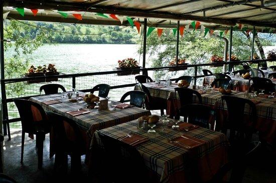 Beautiful Ristorante La Terrazza Sul Lago Gallery - Idee Arredamento ...