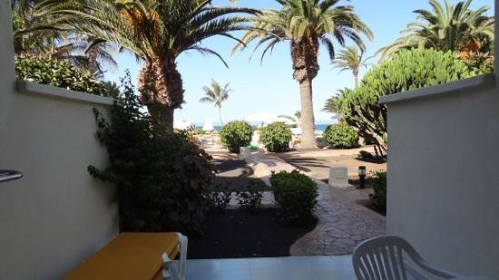 IBEROSTAR Lanzarote Park: View from room 3016