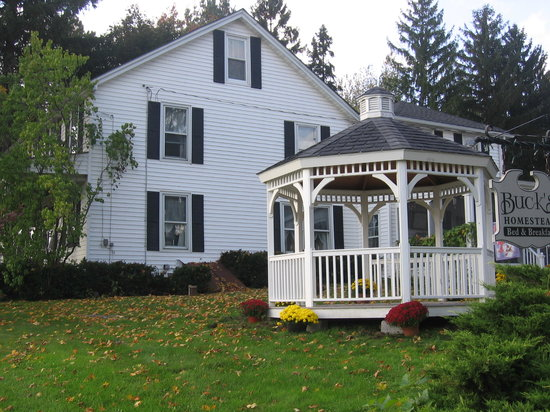 Buck's Homestead B&B