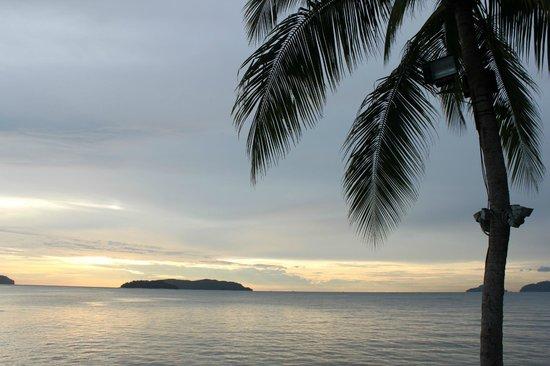 Shangri-La's Tanjung Aru Resort & Spa: Sunset again