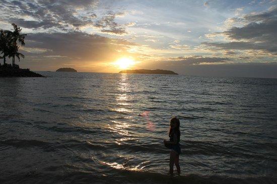 Shangri-La's Tanjung Aru Resort & Spa: Gorgeous sunsets