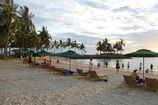 Shangri-La's Tanjung Aru Resort & Spa: Nice!