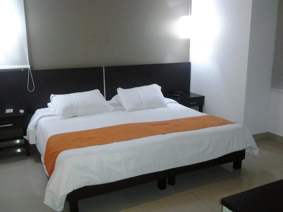 Atlantis Suites: Cama doble