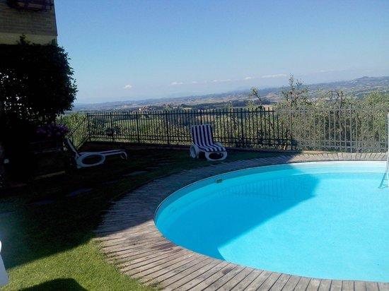 Casa Lari Relais : piscina