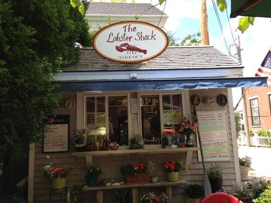 The Lobster Shack : awesome food...dog friendly!