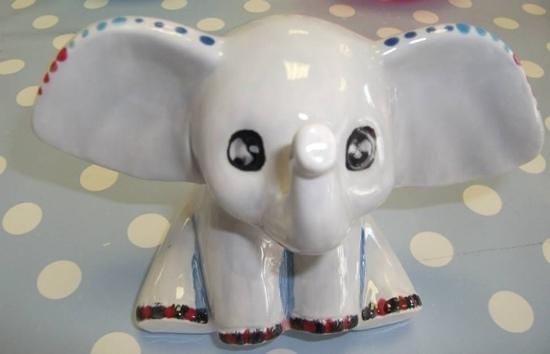 Pot-A-Doodle Doo: happy elephant