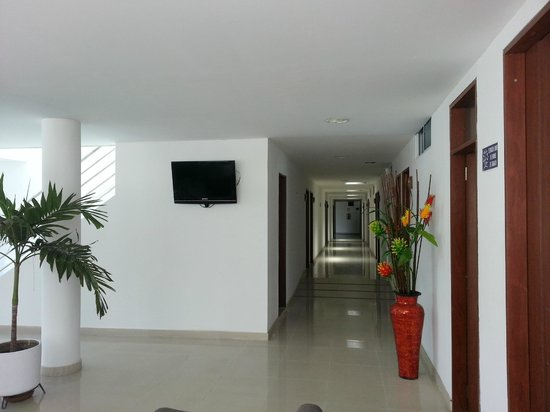 Magdalena Imperial Hotel: Pasillo 2 piso