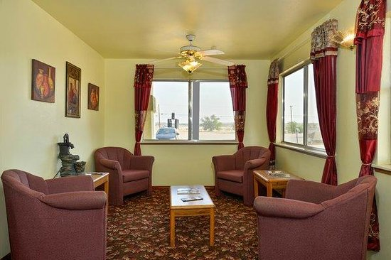 Americas Best Value Inn Tucumcari : Lobby 2