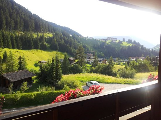 Saleghes Mountain Residence: A view from our room