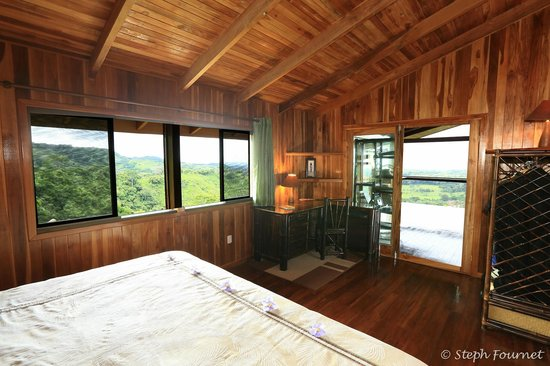 Playa Hermosa Lodge: Chambre Lodge