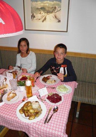 Berghotel Rudolfshütte: Super