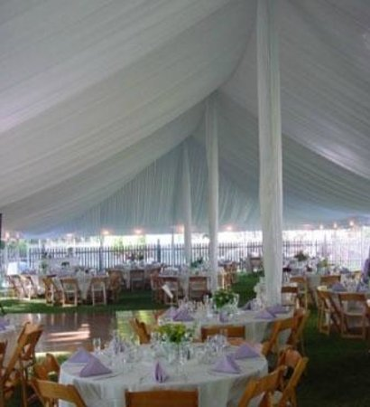 Chambers Walk Cafe & Catering: Tents and Full Rentals