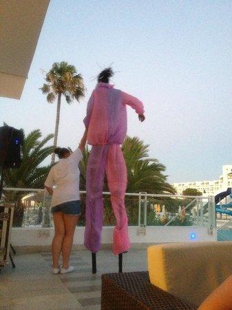 Thalassa Sousse Resort & Aquapark: animation team