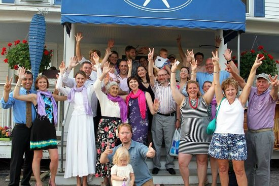Blue Paddle Bistro: A 2013 Summer Celebration/Reunion!