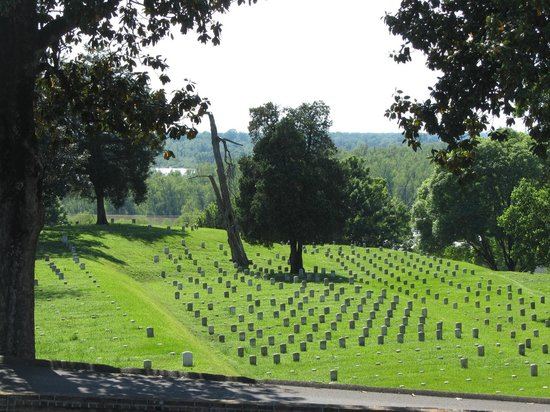 Vicksburg National Cemetery: Cimetière de Vicksburg