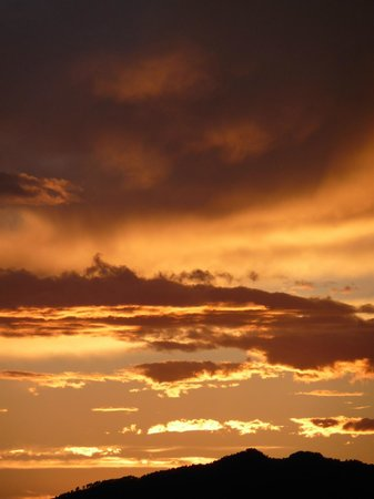 B&B Il Viandante: tramonto