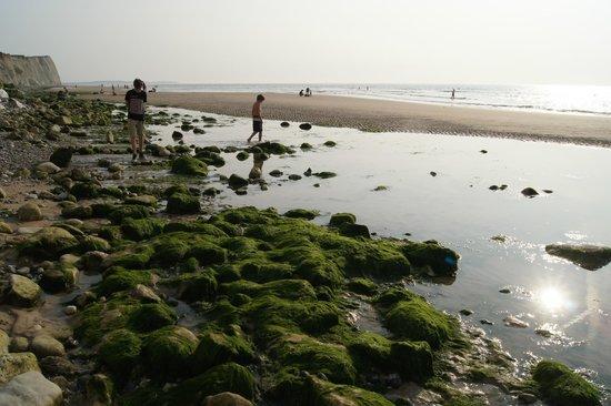 Alex Factory : La plage d'Escalles