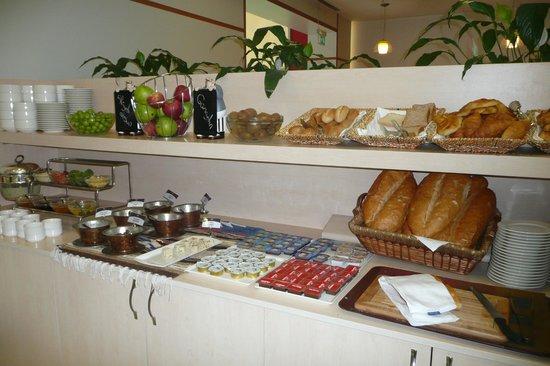 Hotel Ibis Gaziantep : Breakfast