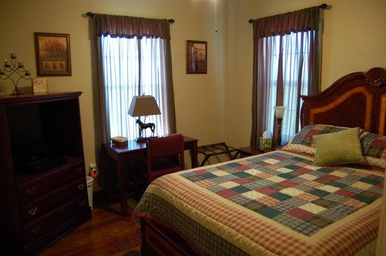 Patty's Place: Accommodations