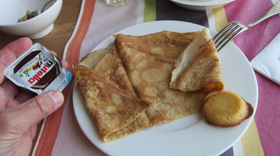 Les Costans : Breakfast