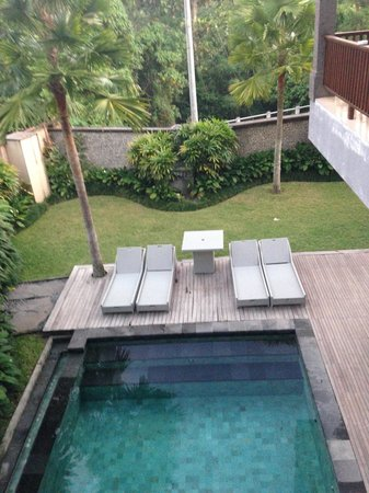Indira Cottage: Pool