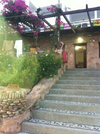 Karpathios Studios: Ground floor studios