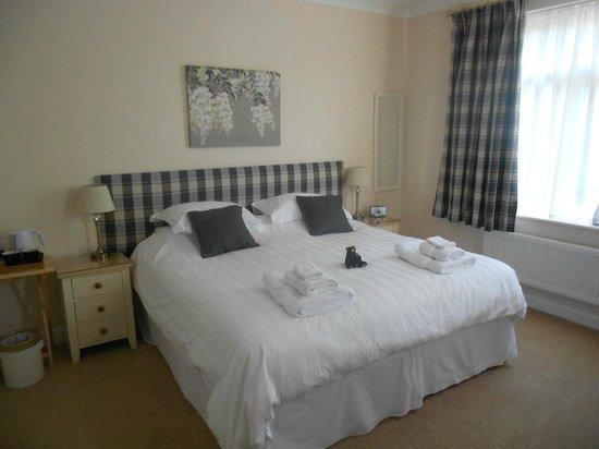 Bracken Lodge Bed & Breakfast: Room 1 on ground floor at Bracken Lodge