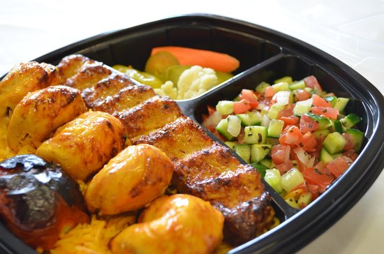Fiouna's Persian Fusion Cuisine