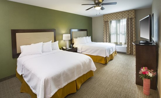 Homewood Suites by Hilton Newport Middletown: Double Suite