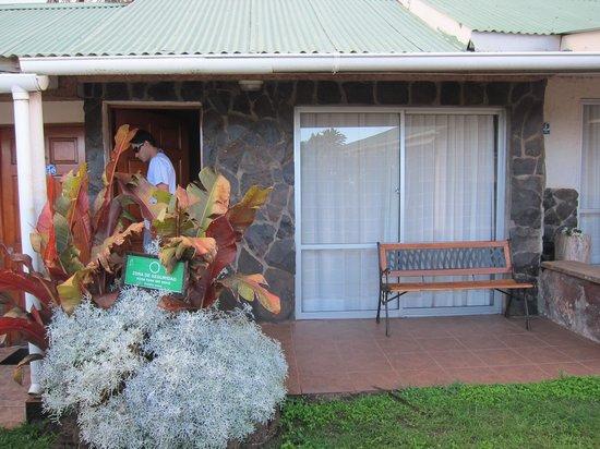 Hotel Rapa Nui: Acomodação
