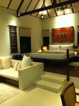 Kamalaya Koh Samui: villa room