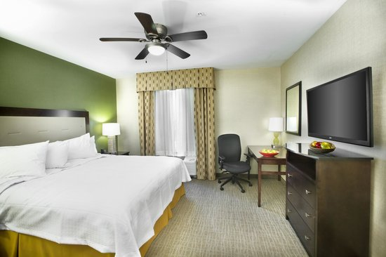Homewood Suites by Hilton Newport Middletown: King Studio