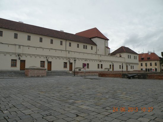Spilberk Castle: На территории замка