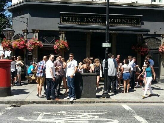 The Jack Horner : friday lunch