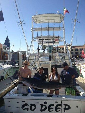 Go Deep Sportsfishing Adventures
