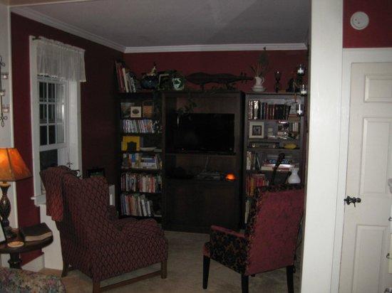 Mary's Meadow B&B at Fernwood Farm : Living Room