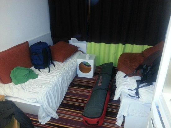 Maeva Residence Malinka: Lounge area