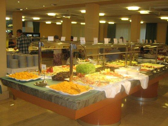 Hotel RH Princesa & Spa: Buffet dinner