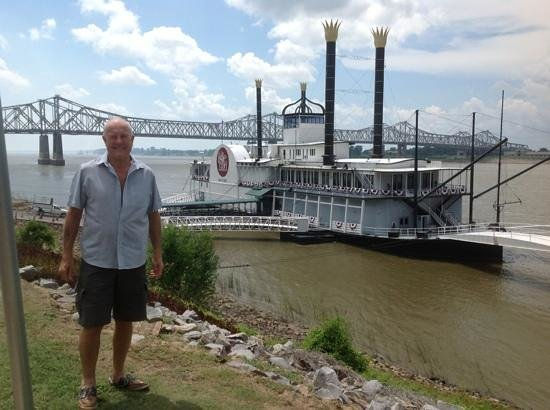 Natchez, Mississippi: A rainy day turned into a sunny experience
