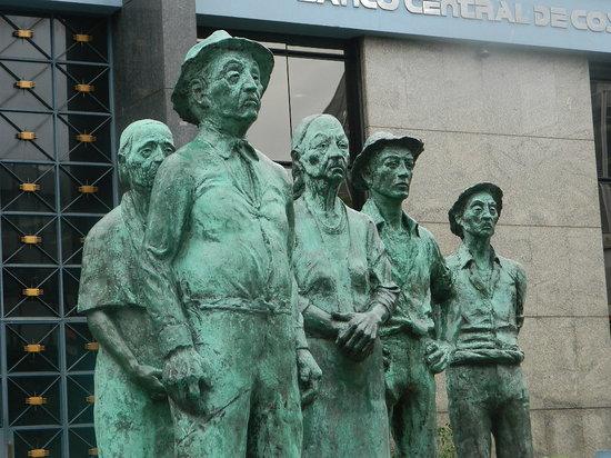 Central Bank (Banco Central): Figuras de personas