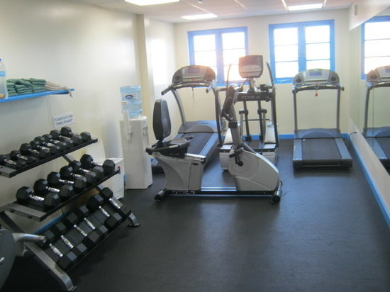 Rostrevor Hotel: Nice, Small and Compact Gymnasium