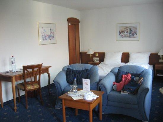 Hotel Maximilian: chambre