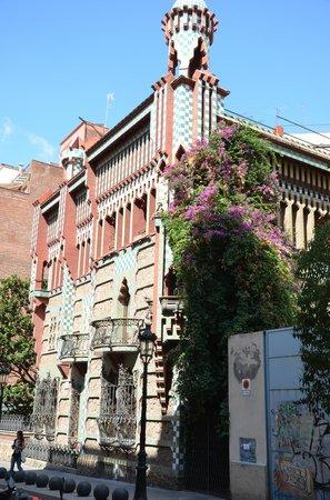 Casa Vicens: Patrimonio de la Humanidad, para unos cuantos