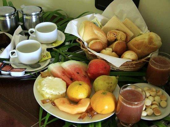 Laguna Blu Hotel: CAFE' DA MANHA