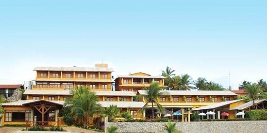 Laguna Blu Hotel: FACIADA