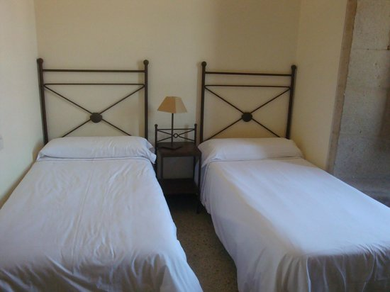 Hospederia San Martin Pinario: habitacion doble
