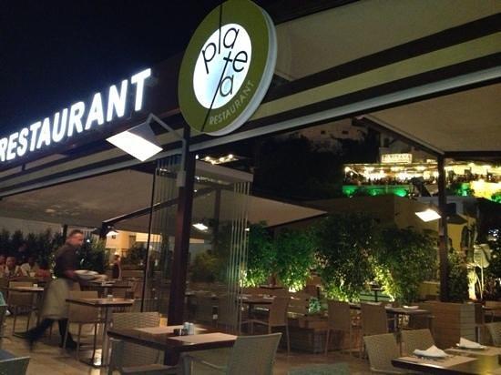 Platea restaurant: ottimo ristorante!!!